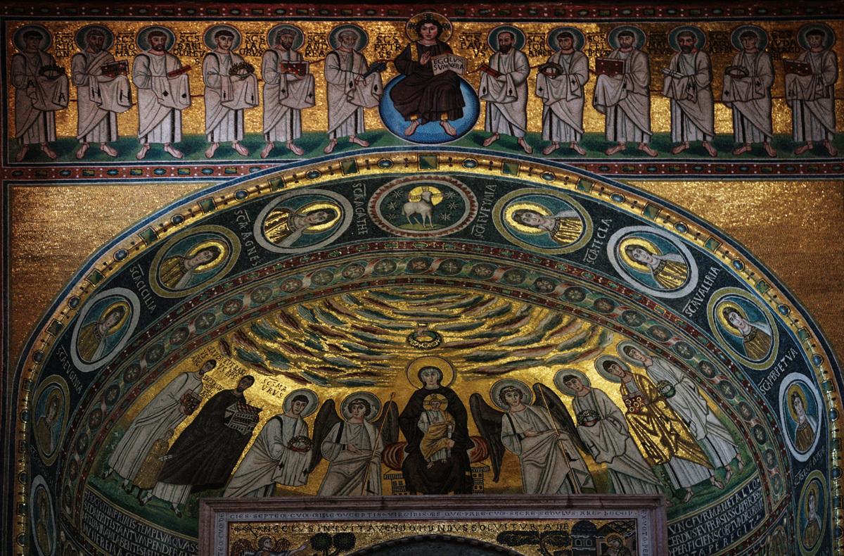 The Euphrasian Basilica, Poreč