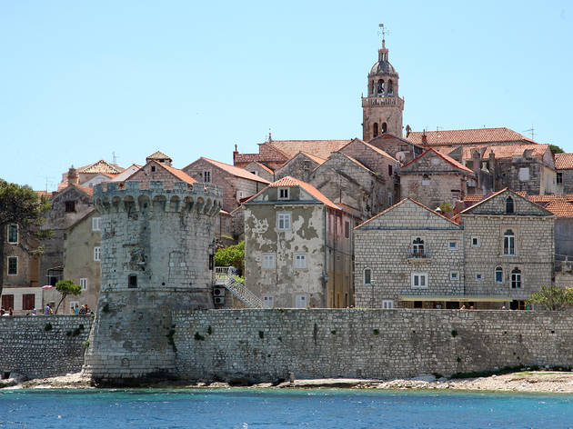 Korčula today