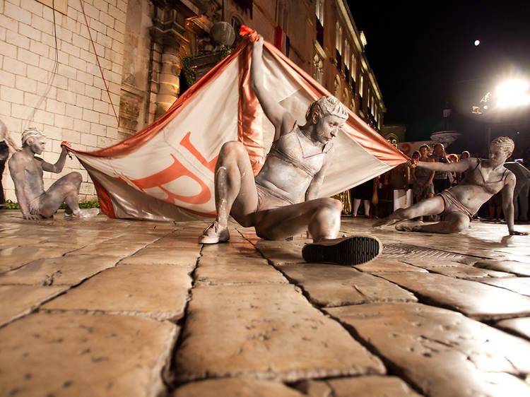 Experience Dubrovnik Summer Festival