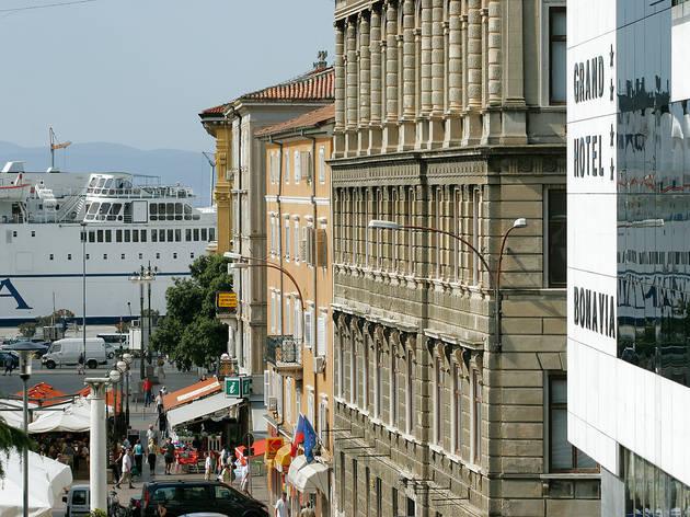 Rijeka overview