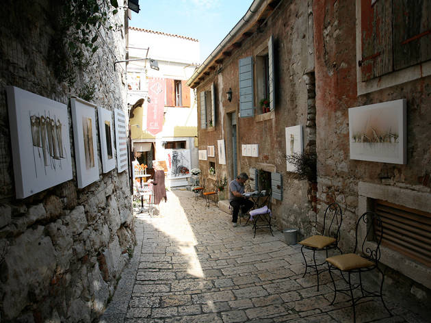 Rovinj shopping guide