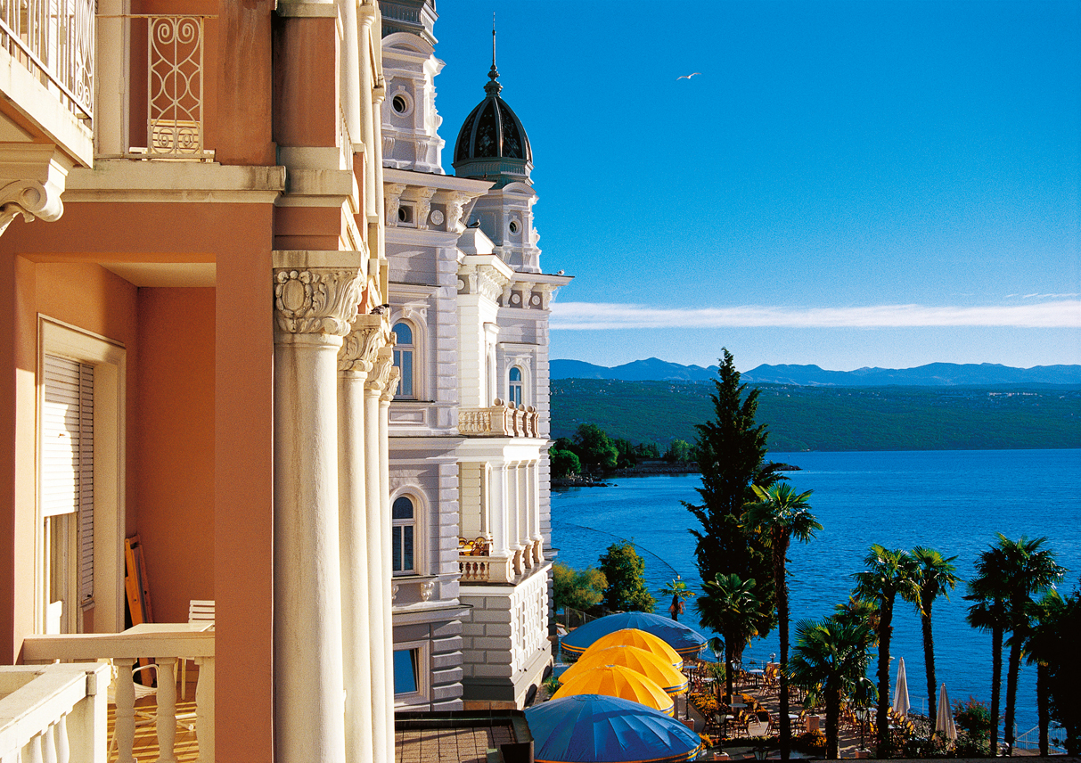 Opatija travel guide