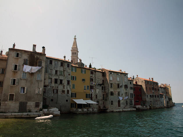 Rovinj travel guide