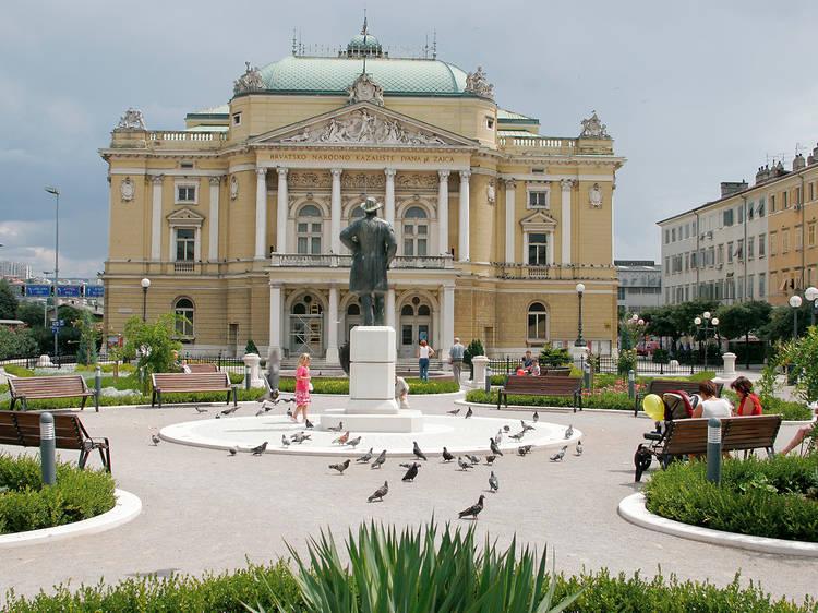 Take a tour of Rijeka