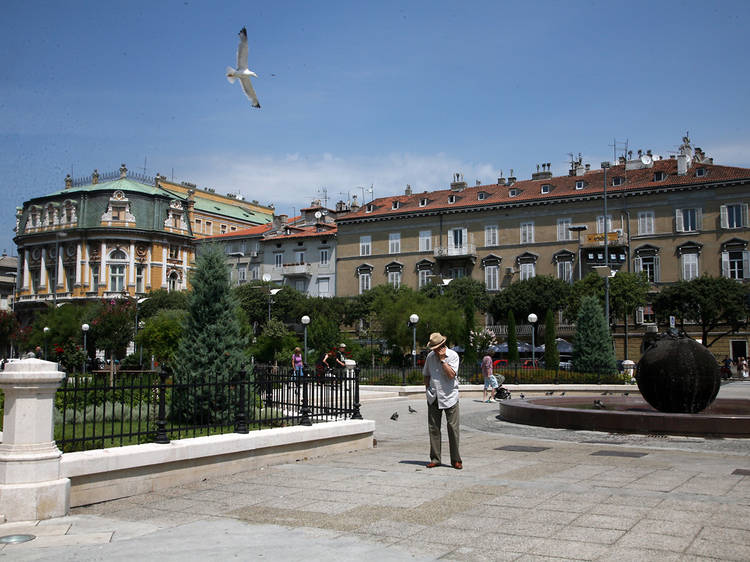 Join Rijeka Carnival