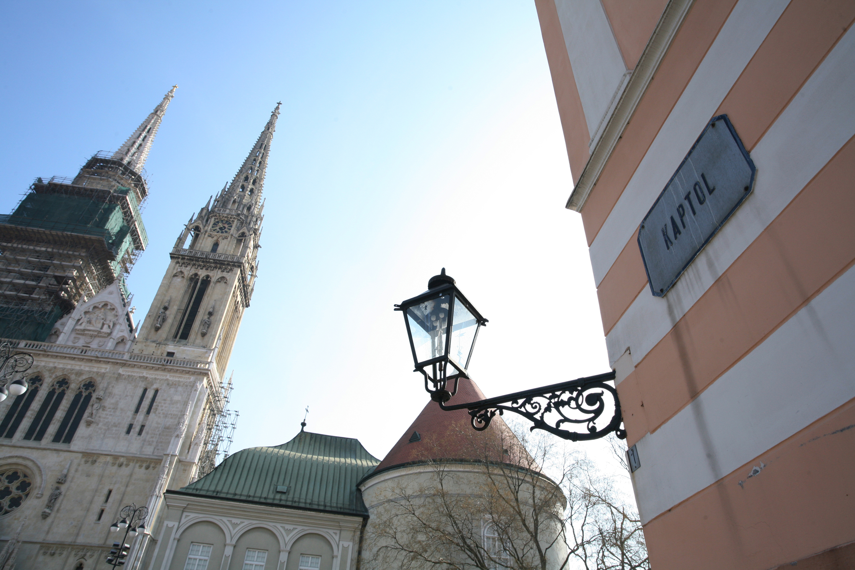 The Cathedral, Zagreb