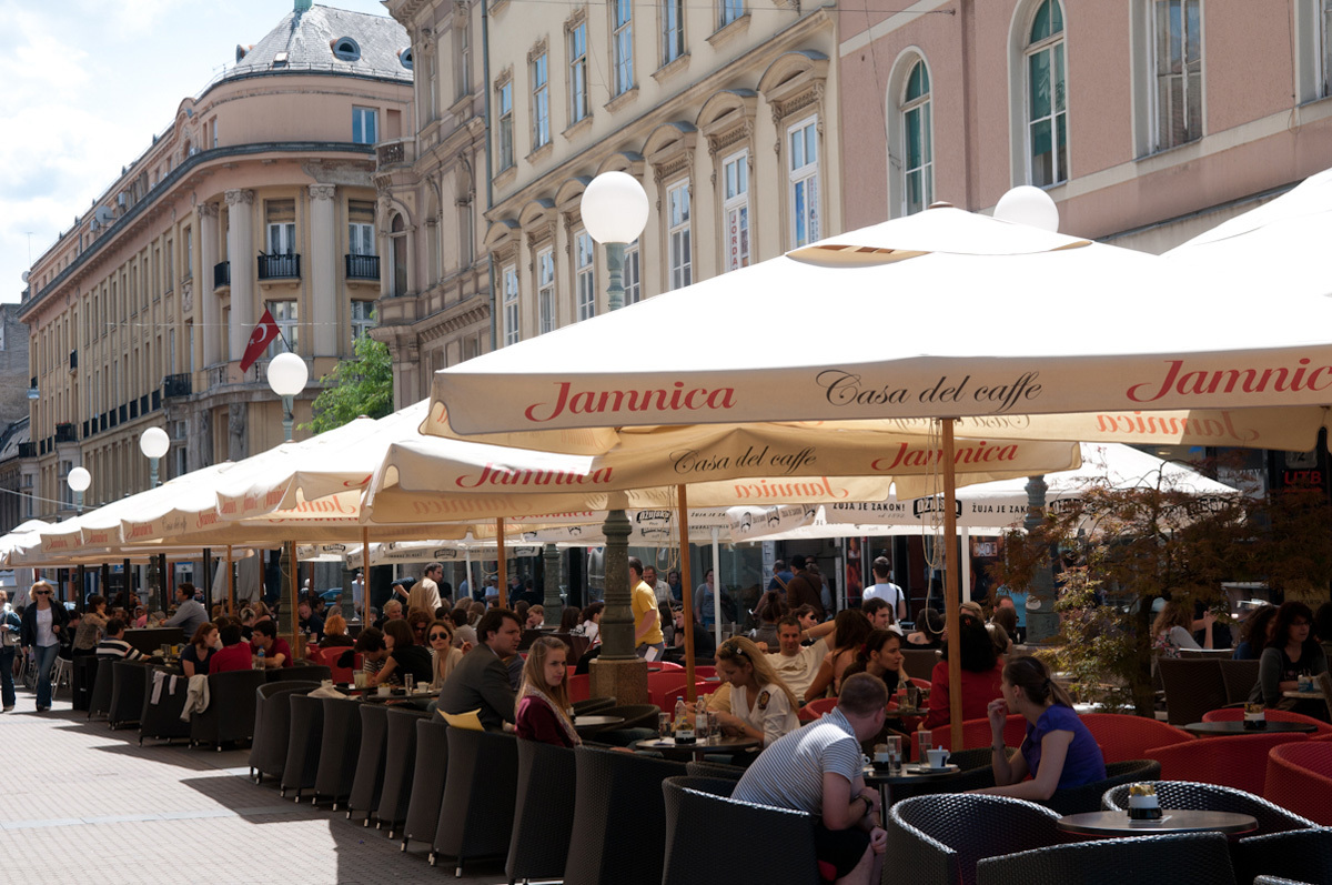 Things to do in zagreb events attractions hotels bars for Food bar zagreb
