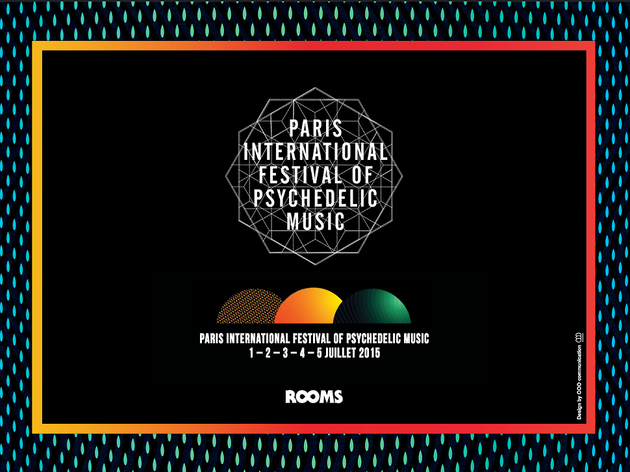 paris international festival of psychedelic music