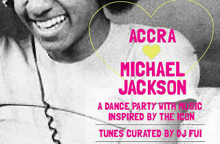 Accra Loves Michael Jackson