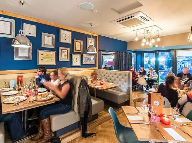 Ten of Edinburgh's best family-friendly eats