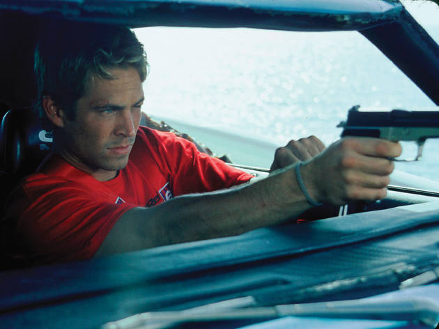 The boat jump in '2 Fast, 2 Furious' (2003)