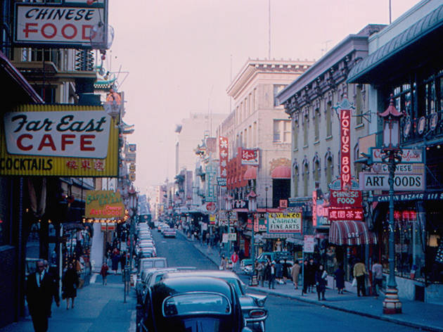 San Franciso's Chinatown