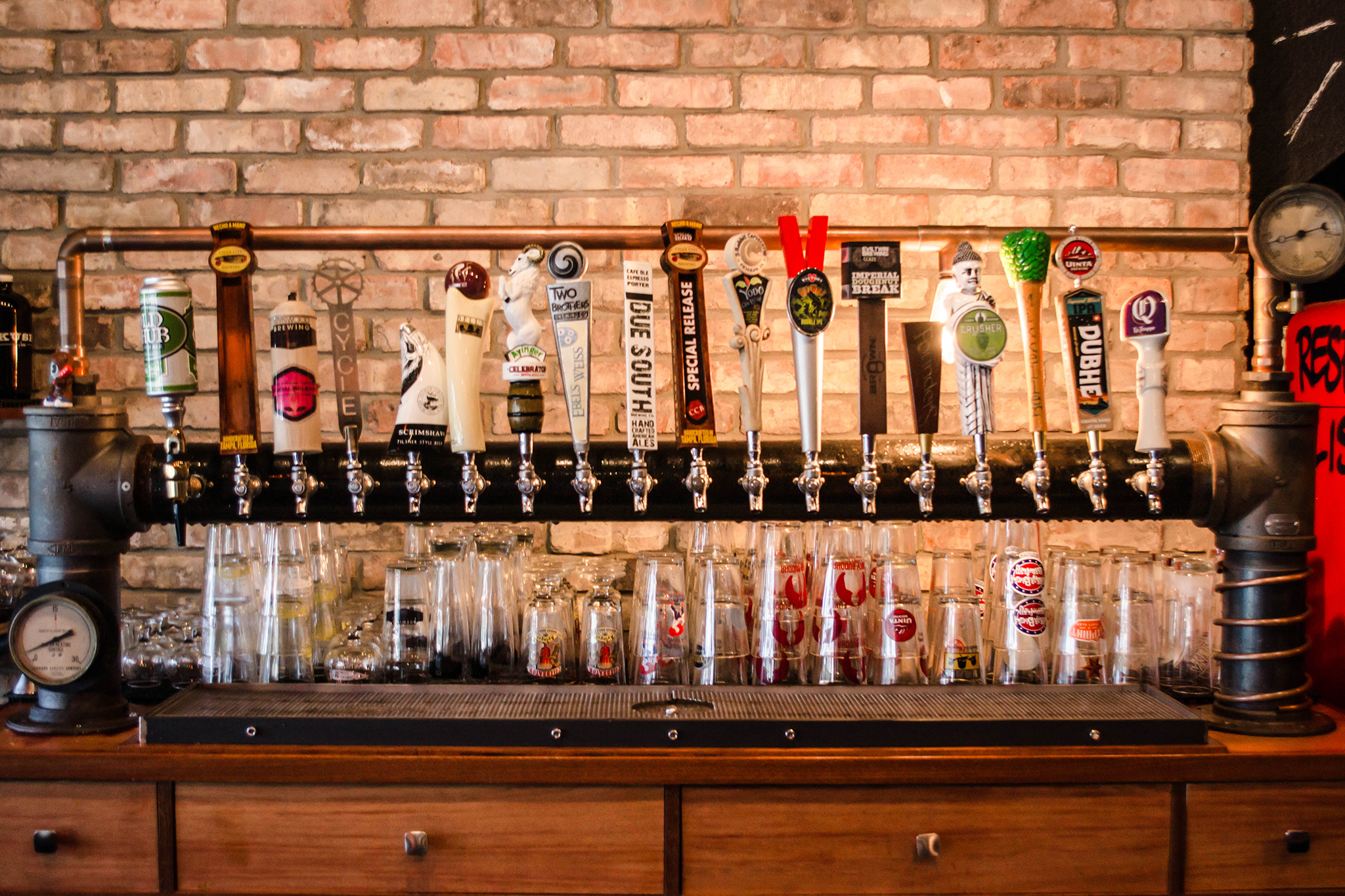 The best craft-beer bars in Miami