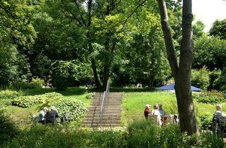 (Camden Arts Centre: garden. © Camden Arts Centre)