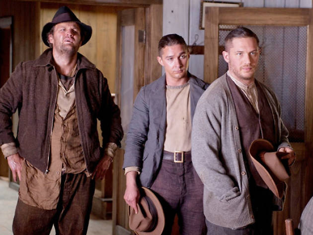 Sitges Tour: Lawless + The Target