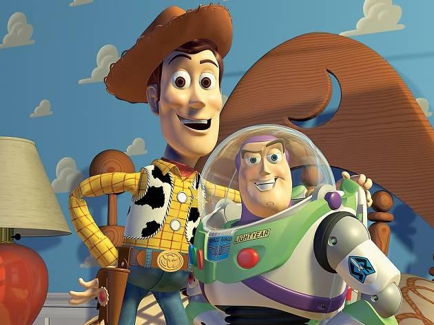 Maratón Toy Story