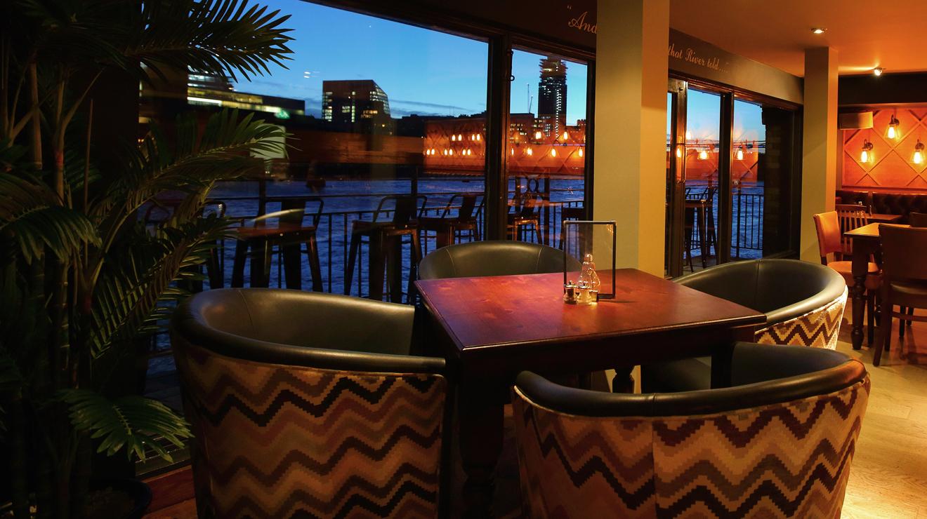 The Pepys Riverside Bar & Dining