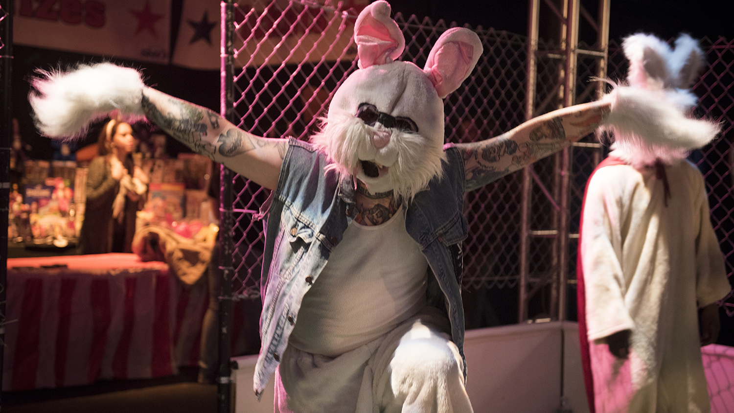 Easter in nyc guide including easter events and brunch deals see photos of the evil monster rabbits at full bunny contact 2015 negle Image collections