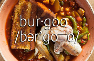 Find regional foods like burgoo and boiled peanuts in Chicago.
