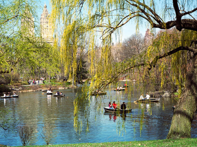 20 reasons why spring makes us better New Yorkers