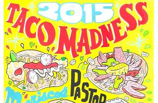Taco Madness 2015 at Villains Tavern