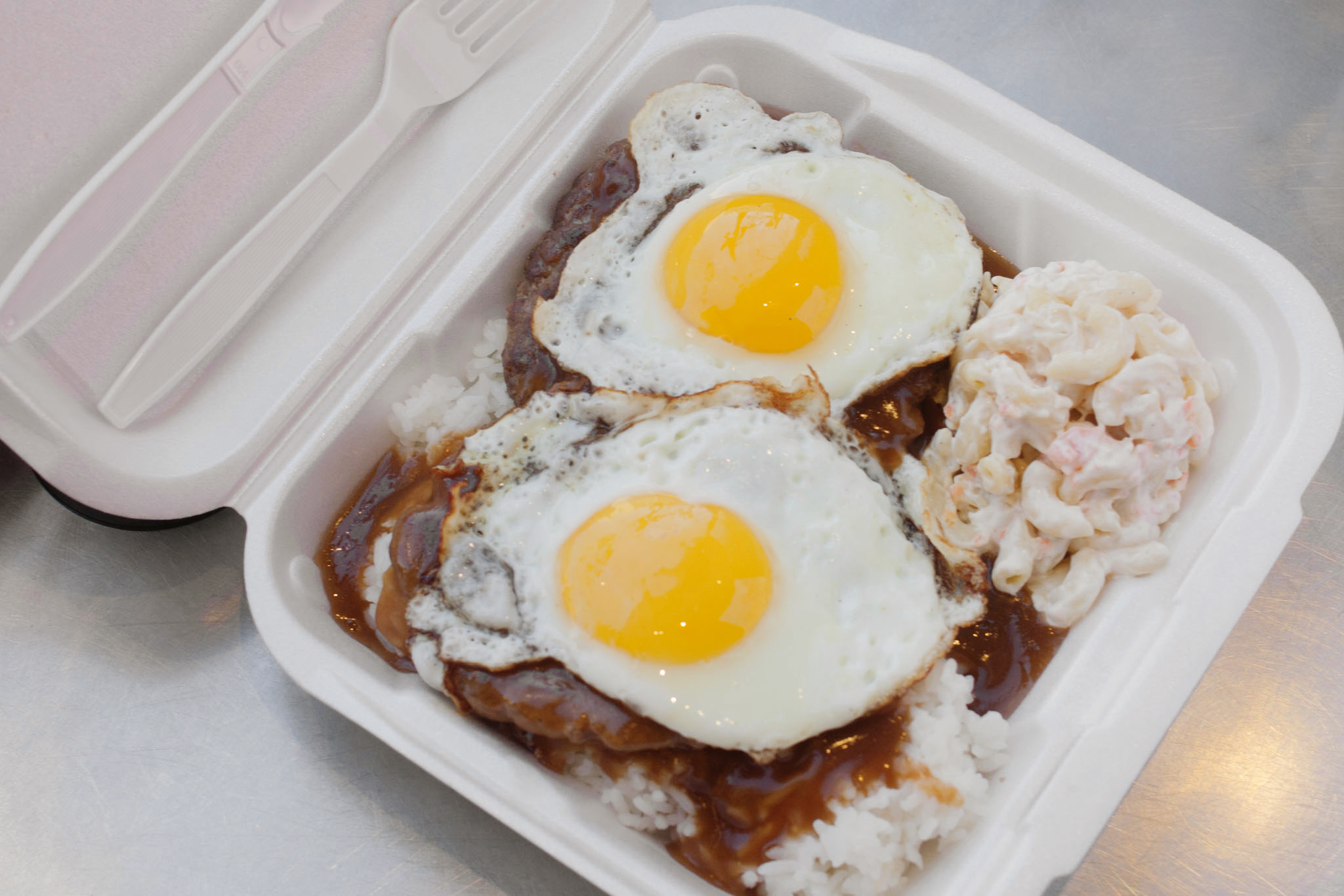 Loco Moco: Aloha Eats