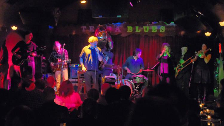 terra blues club