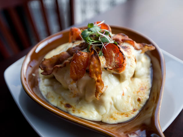 Kentucky Hot Brown at Derby