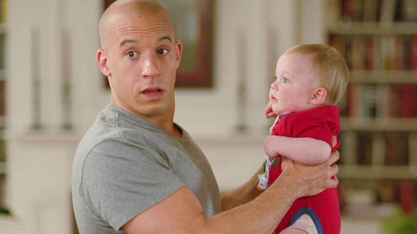 The best and worst Vin Diesel movies, The Pacifier