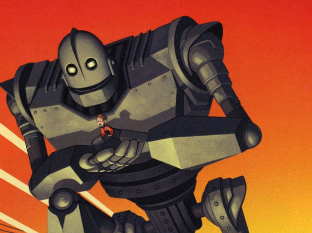 Summer Classic Film Series: The Iron Giant
