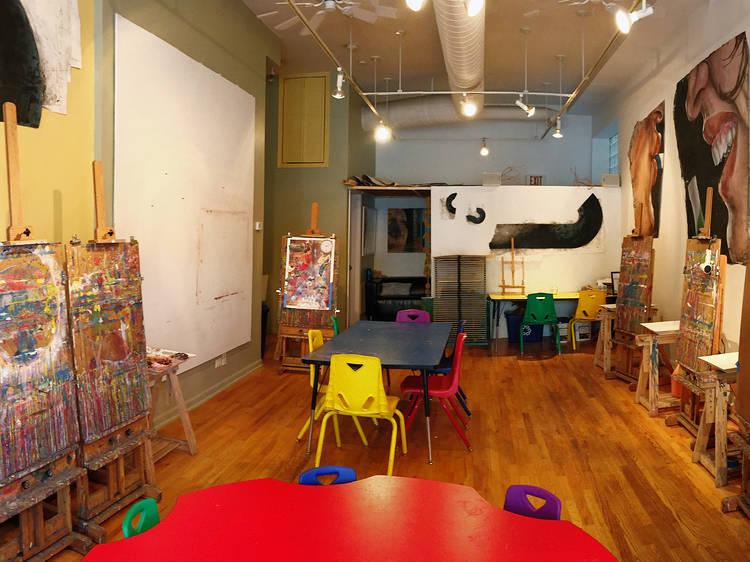 Color Wheel Studio