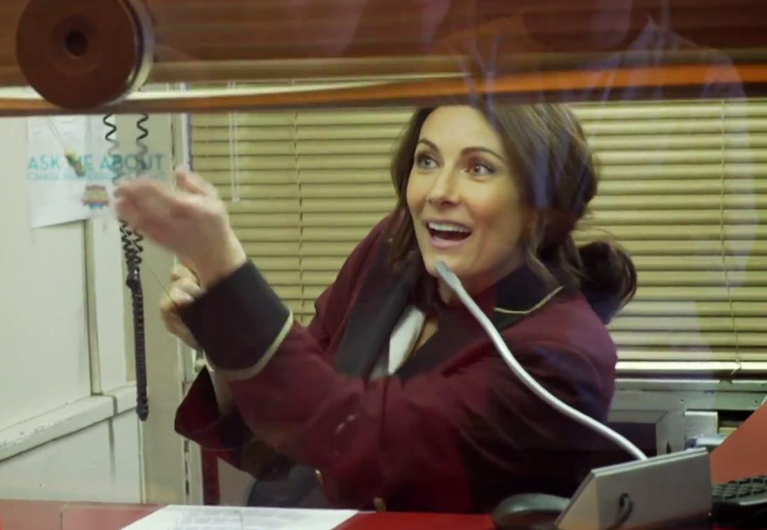 Exclusive Video: Laura Benanti & the Rockettes