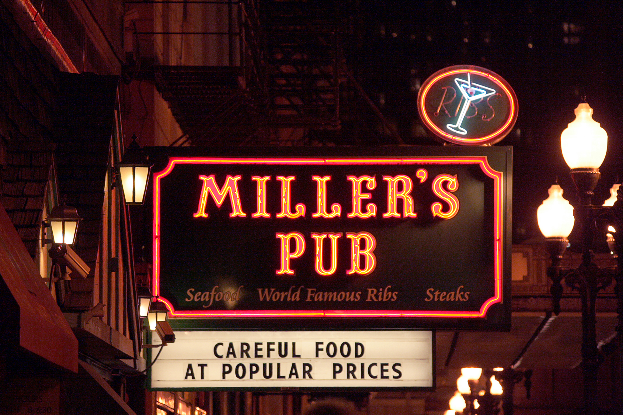 The Loop standby: Miller's Pub