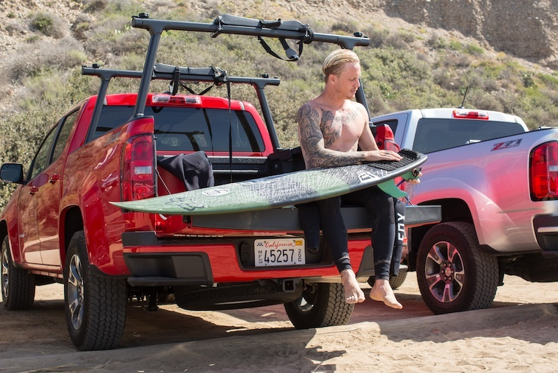 We did a California Double (sort of) with Chevy and Chippa Wilson, and it was awesome