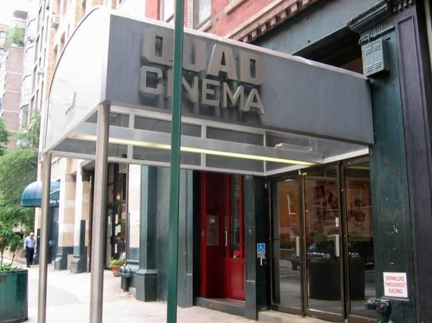 The historic Quad Cinema will reopen April 14