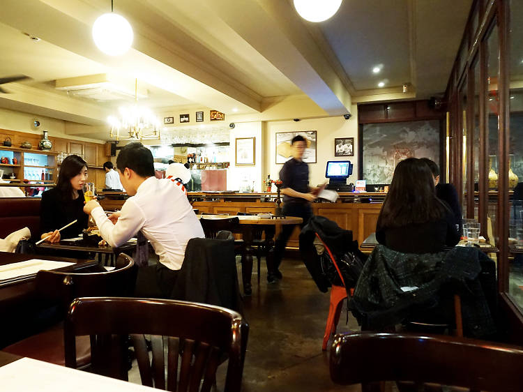 서울 시내 최고의 중국집