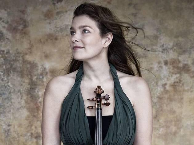Janine Jansen plays Mendelssohn