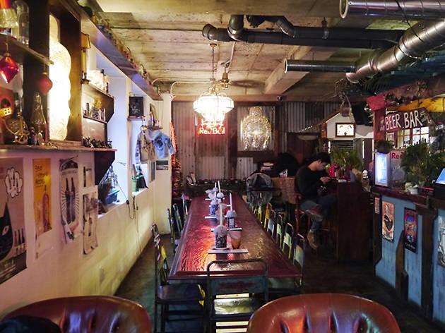 Best bars in Hongdae