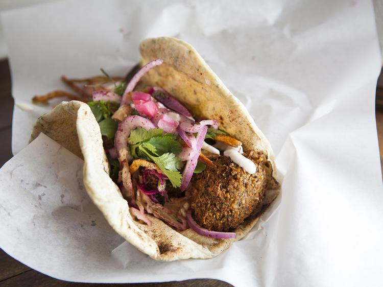The best falafel in L.A.