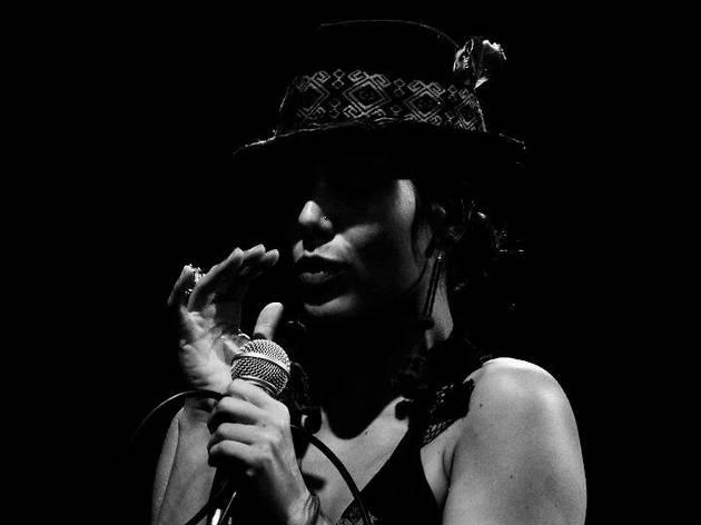 Alexandra Tischendorf  (Foto: Cortesía Zinco Jazz Club)