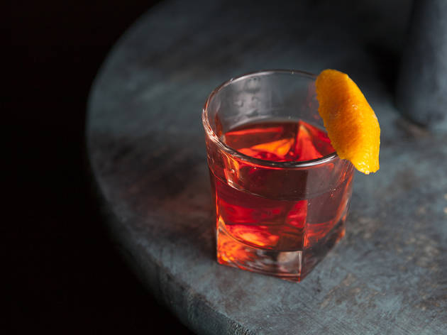 Sazerac at The Little Easy