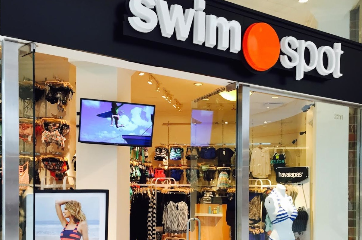 Dive Into SwimSpot At The Glendale Galleria