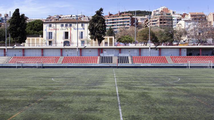 Camp Municipal de Futbol Guinardó