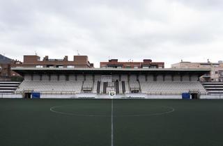 (Camp de Futbol Municipal Horta)