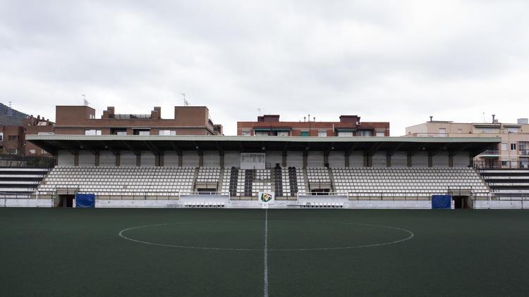 Camp de Futbol Municipal Horta