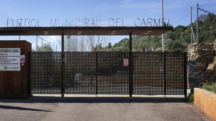 Camp municipal de Futbol Carmel
