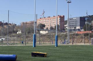 (Camp Municipal de Rugbi Vall d'Hebron-Teixonera)