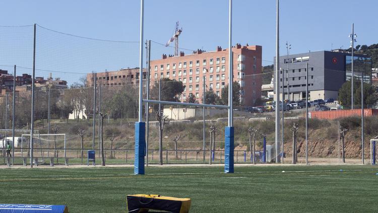 Camp Municipal de Rugbi Vall d'Hebron-Teixonera