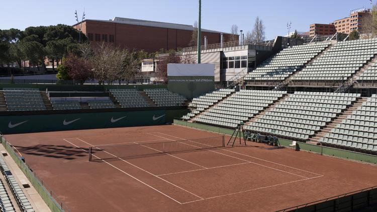 Centre Esportiu Municipal de Tennis Vall Hebron