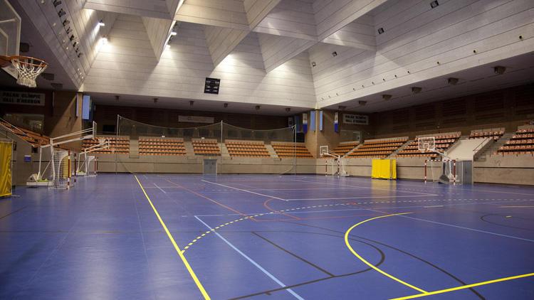 Centre Esportiu Municipal Vall d'Hebron Olímpics
